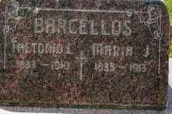 Maria J <i>Reis</i> Barcellos