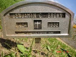 Benjamin Columbus Brown