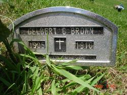Delbert Casswell Brown