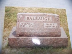 Mary C. <i>Klass</i> Balbaugh