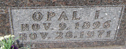 Opal I. <i>Hansel</i> Every