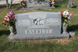 Estella Gertrude Stella <i>Burch</i> Barrett