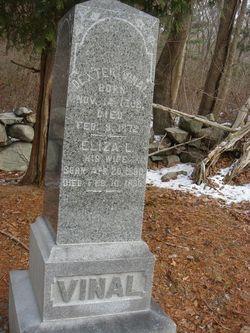 Eliza L Vinal