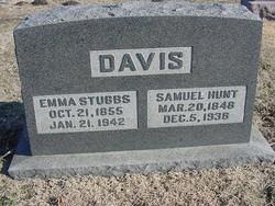 Emma <i>Stubbs</i> Davis