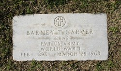 Barney Truitt Carver