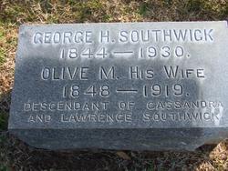 George H Southwick