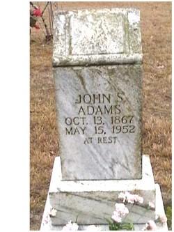 John Singleton Adams
