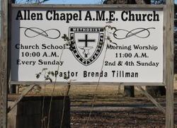 Allen Chapel AME Cemetery
