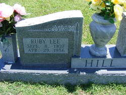 Ruby Lee Hill