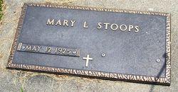 Mary L. <i>Weck</i> Stoops