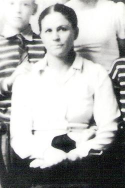 Bessie Eva <i>Harris Dill</i> Abbott