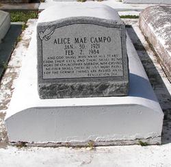 Alice Mae Campo