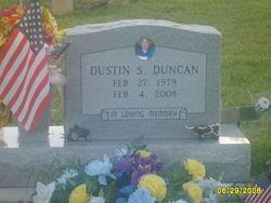 Dustin Shawn Duncan