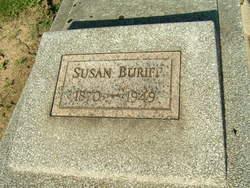 Susan G. <i>Greenwood</i> Buriff