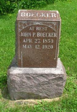 John P Boecker