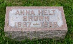 Anna Helt Brown