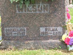 George Cornelius Wilson