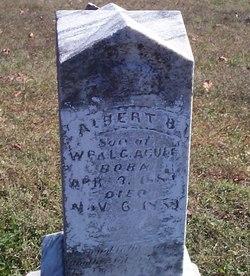 Albert B Acuff
