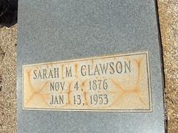 Sarah M Glawson