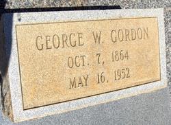 George W Gordon