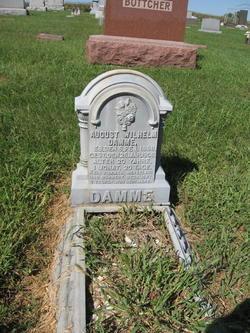August Wilhelm Damme