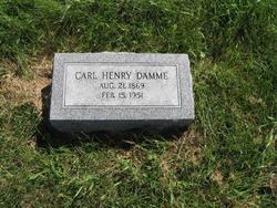 Carl Henry Damme