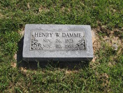 Henry William Damme