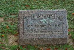 Henry D. Humphrey