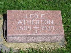 Leo E. Atherton