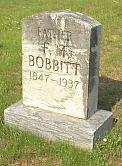 Felix Monroe Bobbitt
