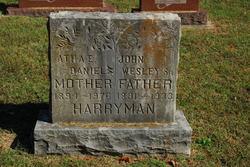 John Wesley Harryman, Sr