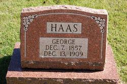 George Herman Haas, Sr