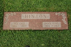 Ted Cass Hinton