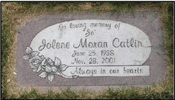 Jolene <i>Moran</i> Catlin
