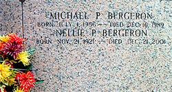 Nellie Valerie <i>Prejean</i> Bergeron