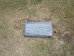 Gregory Dean Anderson