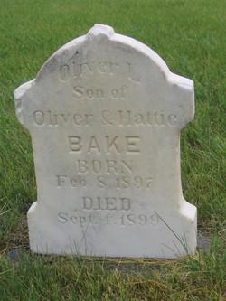 Oliver L Bake