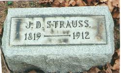 John Daniel Strauss
