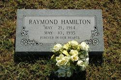 Raymond Elzie Hamilton