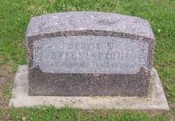 Bessie B. Breckinridge