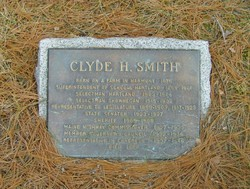 Clyde Harold Smith