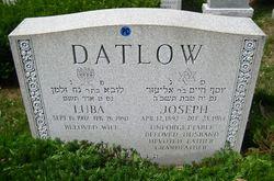 Joseph Datlow