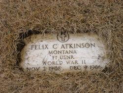Felix Clarence Atkinson