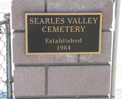 Searles Valley Cemetery