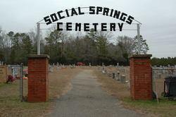 Social Springs Cemetery