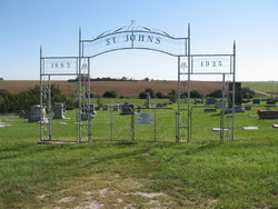 Saint Johns Cemetery