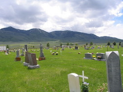 Samaria City Cemetery