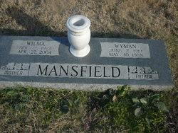 Wyman Carl Mansfield
