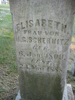 Elizabeth <i>Hummel</i> Scherwitz