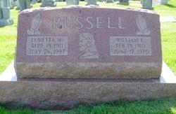 Lunetta M. Russell